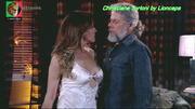 Christiane Torloni sensual na novela Fina Estampa