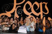 Holly Madison @ Peepshow 2nd anniversary party (2011-04-25)