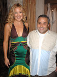 Kate Hudson attends the launch party for her new hair care line David Babaii for WildAid