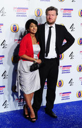 Конни Хак, фото 245. Konnie Huq British Comedy Awards - 16/12/11, foto 245