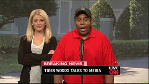 Blake Lively & Kenan Thompson - (Tiger Woods Skits) Saturday Night Live S35 E08 DD5.1_HDTV1080i