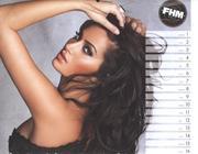 th 06500 DonnaFeldman Mo 0zFHM 2011 Calendar 1 123 457lo FHM 2011 Calendar!