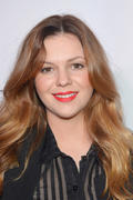 Amber Tamblyn- The Tie The Knot Spring Collection Launch in NYC 2/27/13