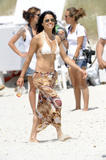 Michelle Rodriguez | Bikini Candids on the Beach in Formentera | June 9 | 37 pics