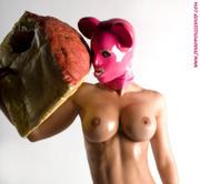 Jenny Poussin - Pink mouse21847po43x.jpg