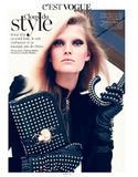 Toni Garrn - Vogue Paris 9/2012 x7